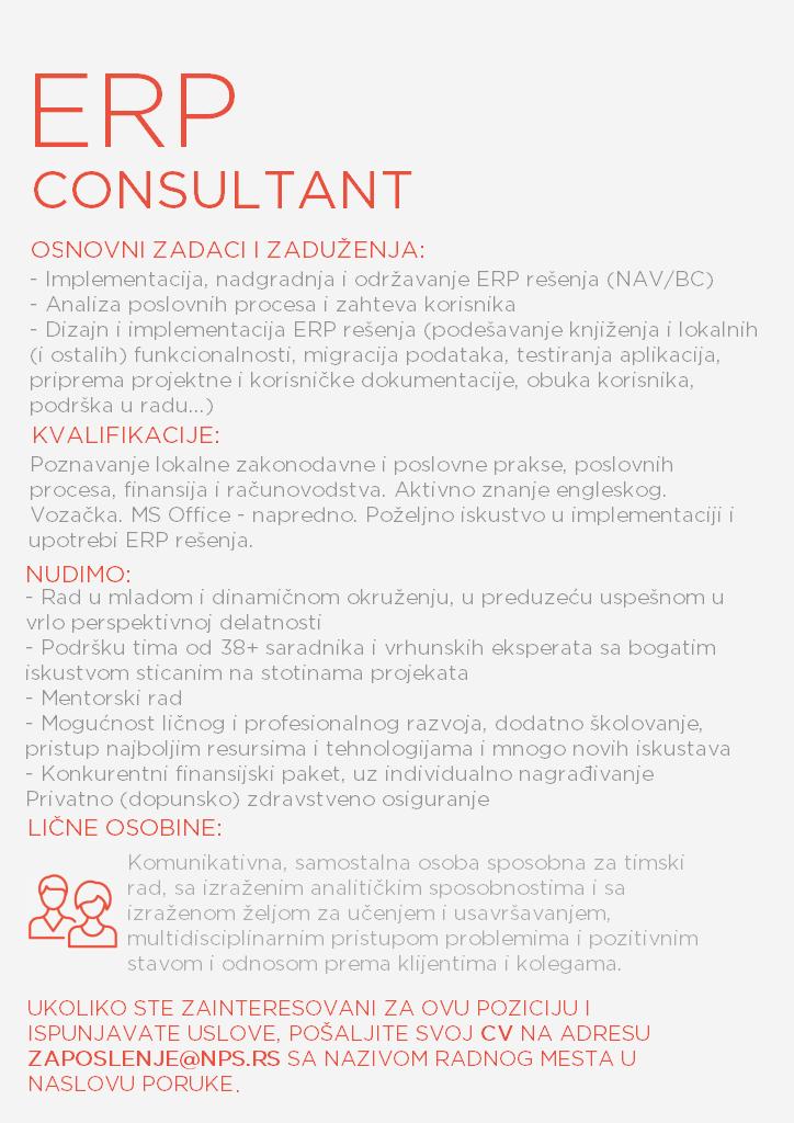 ERP consultant ll