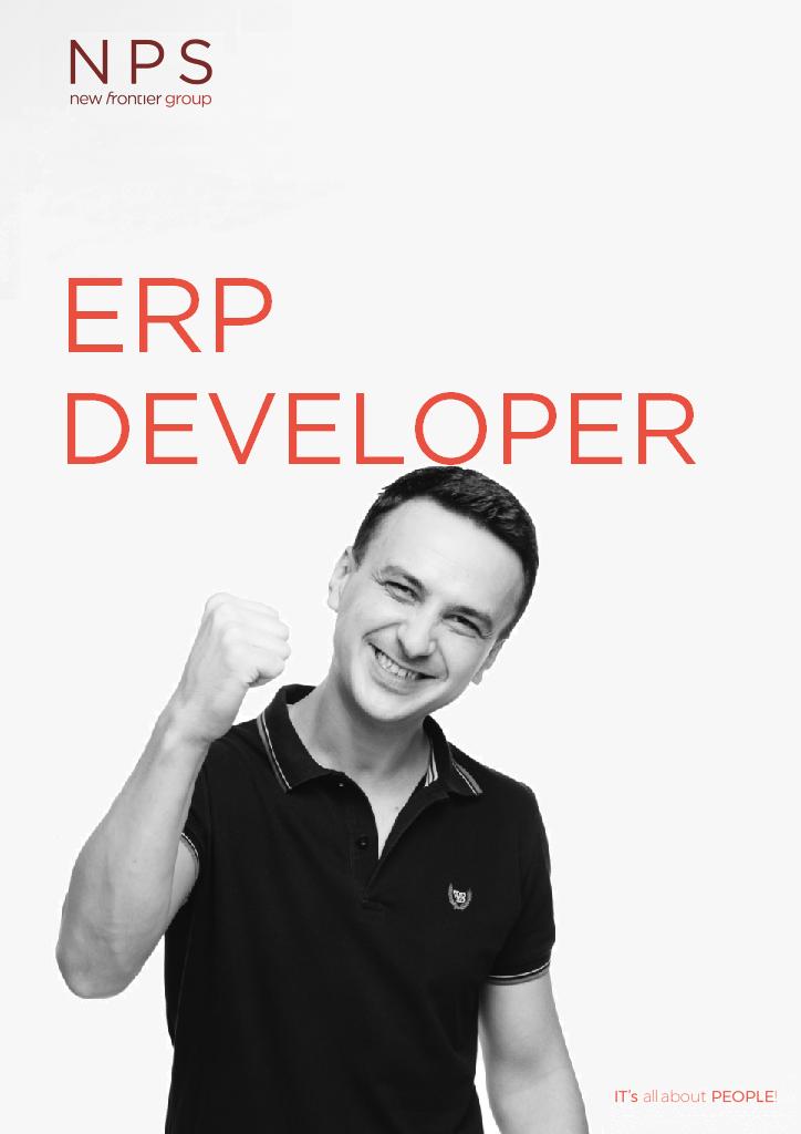 ERP developer V